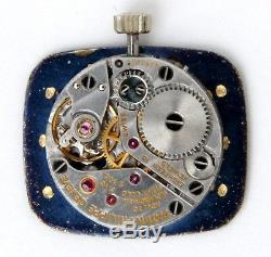 PATEK PHILIPPE 16-250 original ladies watch movement working (6031)