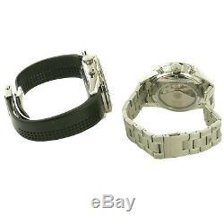Pair Of Tag Heuer Carrera Cv2010+cv2010-3 Calibre 16 Chrono Watches Parts/repair