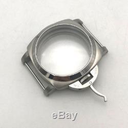 Parnis eta 6497 6498 movement 47mm PAM 316l stainless steel watch case