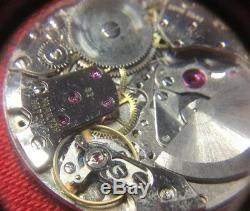 Rare Hamilton 92 Cal Automatic Micro Rotor Watch Movement For Spares Or Repair