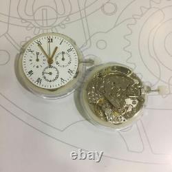 Repair Parts Clone Automatic Watch Movement Chronogrpah For Asian ETA 7753