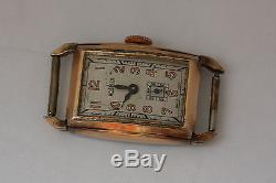 Roamer Rare Vintage Mechanical 17 Jewels Men's Watch for Restore or Parts