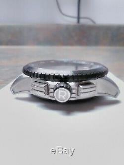 Rodania watch case fits val 7750