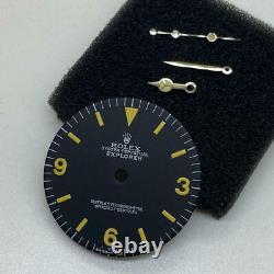 Rolex 1016 EX1 mud dial needle set i779