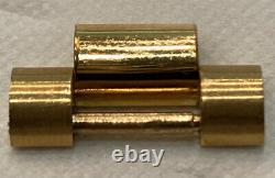 Rolex 16m Men's 18K Yellow Gold President Link withScrew 1803,18038,18238 for 36mm