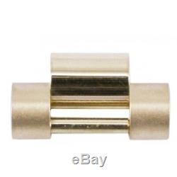 Rolex 16mm Men's 18K Yellow Gold President Solid Link with Screw 18038 18238 36m