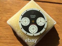 Rolex 6263/6265 Valjoux 72 Manual winding Daytona dial Paul Newman dial i375