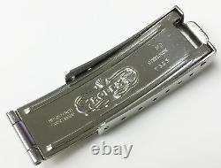Rolex 7835 M2 Brand New Original Vintage Stainless Steel Ladys Buckle NOS