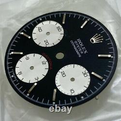 Rolex DAYTONA 6263 6265 genuine black dial tk410