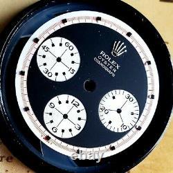 Rolex Daytona Mark paul newman IV Valjoux 72 6263/6265 Redan dial tk411