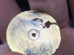 Rolex Dial for 6694 34mm Manual Wind 1960's Watch Swiss Tropical for Parts
