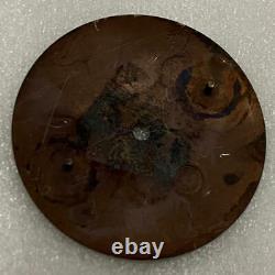 Rolex EX1 for 6610 (Cal. 1030) Brown dial i791