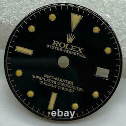 Rolex GMT1675 Circle Mirror Dial i689