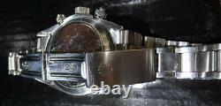 Rolex Genuine Breath ff257 7835 Valjoux 726 Manual Chronograph tk2132