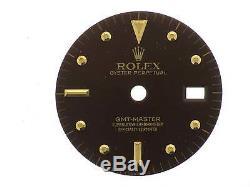 Rolex Gmt Master Eye of Tiger dial ref. 16753 16758 new genuine Occhio Tigre