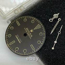 Rolex Submariner 5512 5513 Circle Mirror Dial i778