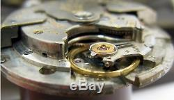 Rolex Watch Movement 1030 for project or parts keep time