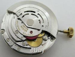 Rolex Watch Movement 3135 hack second for project or parts keep time