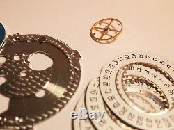 Rolex parts 1 lot of miscellaneous parts for watch repair/parts (3035)
