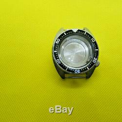Seiko 6105 8000 Vintage Pre Owned Watch Case Only Free Shipping