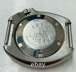 Seiko 6105-8110 Vintage Diver Watch'Willard' not working