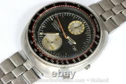 Seiko 6138-0012 chronograph watch for Restoration or for Parts 152927