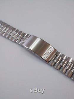 Seiko 6138-8020 Panda, S/Steel Bracelet, Genuine Seiko/Stelux Nos, Quality