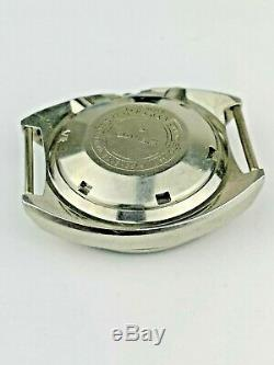 Seiko 6139 6002 Pogue Pepsi Watch Case, Movement & Parts for Restoration (B86)