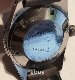 Seiko 62mas. 6217-8001 Good Condition, Correct, Serviced