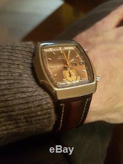 Seiko 7016 5020 (Tank/Monaco) automatic chronograph