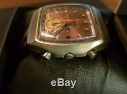 Seiko 7016 5020 automatic chronograph