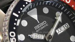 Seiko Automatic SEIKO DIVERS men's automatic watch SKX009K1 DIVERS RUBBER UK