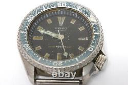 Seiko Diver 7002-7000 automatic watch for repairs or for parts -13216