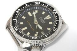 Seiko Diver 7002-700A automatic watch for repairs or for parts -13137