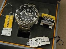 Seiko SBBN015 Tuna, Divers Watch