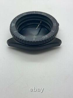 Seiko SRPD79 Genuine OEM Case And Bezel (MATTE BLACK IP)