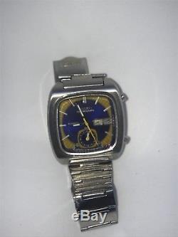 Seiko Vintage Rare 7016/5011 Monaco