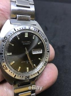 Seiko Vintage Sports Diver 6106/8100 Almost Mint 1968 Automatic