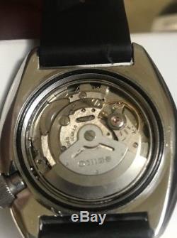 Seiko vintage Diver 1979 6306/7001 Sapphire Crystal Rare Original 21 Jewel