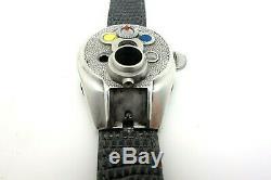 Steineck ABC Kamera Werk Handgelenk Fotokamera Wristwatch selten jx093