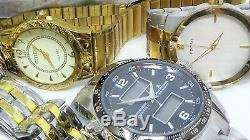 Super Nice 16 Pound Lot of Untested Watches for Parts, Repair, Resale, Wear