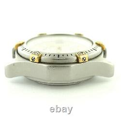 Tag Heuer 2000 Automatic Prof White Dial 37mm Stainless Steel 165.806 Watch Head