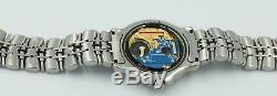 Tag Heuer 6000 steel mid size quartz watch. Broken, not working