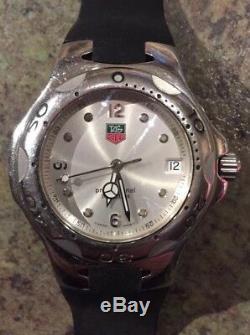 Tag Heuer kirium men's watch For Parts Or Repair