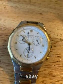 Tissot Prx P575 Chronograph Swiss Watch, Men´s, Date For Parts Only Not Working