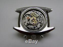 Tissot Seastar T12 Chronograph Cal 871 Lemania 1821 Parts or Project
