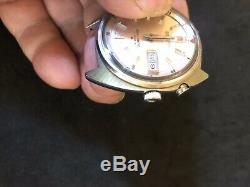 Two Seiko Bellmatic 4006 /6010+6011 For Parts / Restoration
