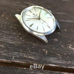 Universal Geneve Watch Microtor 218-97 Large 35mm Running Automatic Vintage