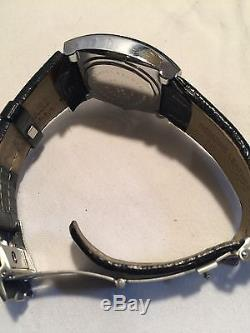 Used Bvlgari Automatic Swiss Men's Watch SD 38 S L 2161 for Restoration/Parts