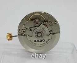 Used Rado Movement Eta No 2836 In Good Condition For Men's